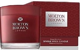 Parfémy, Parfumerie, kosmetika Molton Brown Rosa Absolute Single Wick Candle - Vonná svíčka