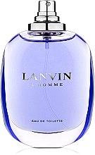 Parfémy, Parfumerie, kosmetika Lanvin L'Homme Lanvin - Toaletní voda (tester bez víčka)