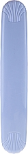 Parfémy, Parfumerie, kosmetika Pouzdro na zubní kartáček 9333, šedo-modré - Donegal