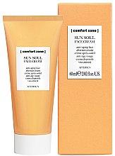 Parfémy, Parfumerie, kosmetika Krém na obličej po opalování - Comfort Zone Sun Soul Face Cream Aftersun