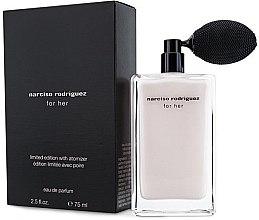 Parfémy, Parfumerie, kosmetika Narciso Rodriguez For Her Limited Edition With Atomizer - Parfémovaná voda