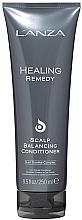 Parfémy, Parfumerie, kosmetika Obnovující balancující kondicionér - Lanza Healing Remedy Scalp Balancing Conditioner