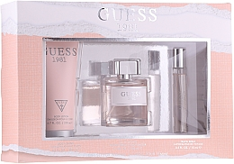 Parfémy, Parfumerie, kosmetika Guess 1981 - Sada (edt/100ml + b/lot/200ml + edt/15ml)
