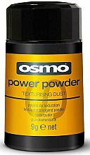 Parfémy, Parfumerie, kosmetika Pudr pro objem vlasů - Osmo Power Powder Texturising Dust