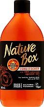 Parfémy, Parfumerie, kosmetika Kondicionér na vlasy s meruňkovým olejem - Nature Box Apricot Oil Conditioner