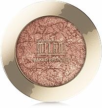 Parfémy, Parfumerie, kosmetika Zapečený bronzer - Milani Baked Bronzer