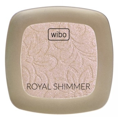 Rozjasňovač - Wibo Royal Shimmer — foto N1