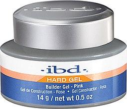 Parfémy, Parfumerie, kosmetika Konstrukční gel na nehty, růžový - IBD Builder Pink Gel
