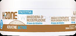 Parfémy, Parfumerie, kosmetika Maska na vlasy s kreatinem - H.Zone Keratin Active