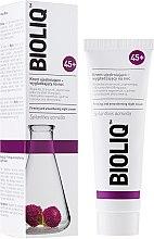 Parfémy, Parfumerie, kosmetika Noční krém zpevňující a vyhlazující - Bioliq 45+ Firming And Smoothing Night Cream