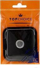 Parfémy, Parfumerie, kosmetika Kapesní zrcátko kosmetické oboustranné 5541, černé - Top Choice