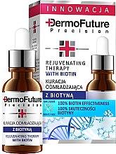 Parfémy, Parfumerie, kosmetika Omlazující prostředek s biotinem - DermoFuture Rejuvenating Therapy With Biotin