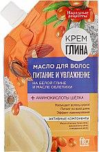 Parfémy, Parfumerie, kosmetika Výživný olej na vlasy s hydratačním účinkem - Fito Kosmetik Lidové recepty