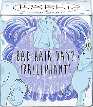 Parfémy, Parfumerie, kosmetika Gumička do vlasů - Invisibobble Bad Hair Day? Irrelephant!