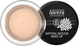 Parfémy, Parfumerie, kosmetika Tonální pěna na obličej - Lavera Natural Mousse Make Up Cream Foundation