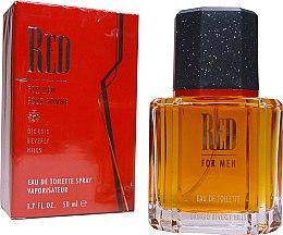 Giorgio Beverly Hills Red for Men - Toaletní voda — foto N2