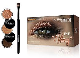 Parfémy, Parfumerie, kosmetika Sada pro oční make-up - Bellapierre Eye Slay Kit Copper Glam