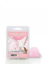 Parfémy, Parfumerie, kosmetika Vosk do aroma lampy - Country Candle Blushberry Frose Wax Melts