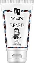Parfémy, Parfumerie, kosmetika Mycí gel na vousy a obličej - AA Men Beard Face Gel