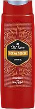 Parfémy, Parfumerie, kosmetika Sprchový gel - Old Spice Roamer Shower Gel