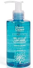 Parfémy, Parfumerie, kosmetika Micelární čisticí gel - MartiDerm Essentials Micellar Cleansing Gel