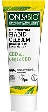 Parfémy, Parfumerie, kosmetika Hydratační krém na ruce - Only Bio Only Eco CBD Oil