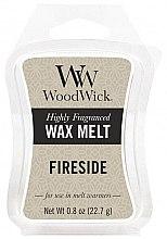 Parfémy, Parfumerie, kosmetika Vonný vosk - WoodWick Wax Melt Fireside