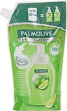 Parfémy, Parfumerie, kosmetika Pěnové mýdlo na ruce - Palmolive Magic Softness Foaming Handwash Lime & Mint (doypack)