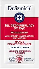 Parfémy, Parfumerie, kosmetika Dezinfekční gel na ruce - Dr. Szmich Hands Disinfecting Gel (vzorek)