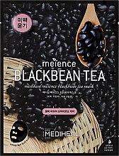 Parfémy, Parfumerie, kosmetika Maska na obličej s extraktem z černých bobů - Mediheal Meience Blackbean Tea Mask