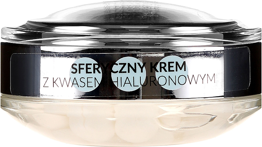 Krém ve sférách s kyselinou hyaluronovou - Floslek Skin Care Expert Sphere-3D Spherical Cream With Hyaluronic Acid — foto N2