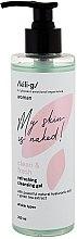 Parfémy, Parfumerie, kosmetika Osvěžující čisticí gel na obličej - Kili·g Woman Clean & Fresh Refreshing Cleansing Gel
