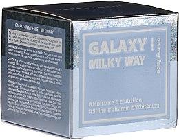 Parfémy, Parfumerie, kosmetika Exfoliační obličejová maska - Dermal Yeppen Skin Galaxy Milky Way On My Face