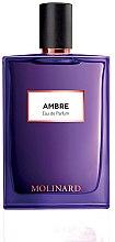 Parfémy, Parfumerie, kosmetika Molinard Ambre - Parfémovaná voda (tester s víčkem)
