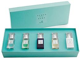 Parfémy, Parfumerie, kosmetika Acqua dell Elba Men - Sada (edp/5x15ml)