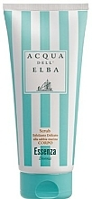 Parfémy, Parfumerie, kosmetika Acqua Dell Elba Essenza Women - Peeling na obličej