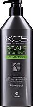 Parfémy, Parfumerie, kosmetika Hluboce čisticí šampon pro mastnou pokožku hlavy a vlasy s lupy - KCS Scalp Scaling Shampoo
