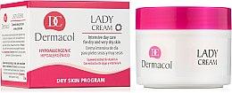 Parfémy, Parfumerie, kosmetika Denní krém pro suchou pokožku - Dermacol Dry S.P. Lady Day Cream
