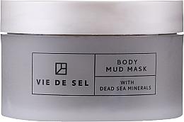 Parfémy, Parfumerie, kosmetika Bahenní tělová maska - Vie De Sel Body Mud Mask