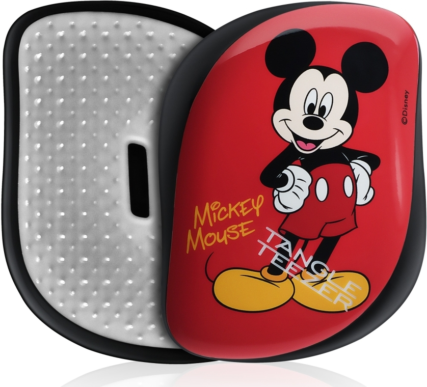 Hřeben na vlasy - Tangle Teezer Compact Styler Disney Mickey Mouse Red