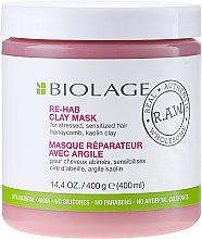 Parfémy, Parfumerie, kosmetika Maska na vlasy - Matrix Biolage R.A.W. Re-Hab Clay Mask
