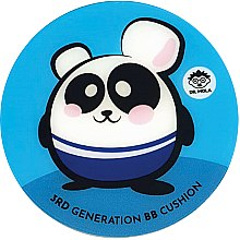 Parfémy, Parfumerie, kosmetika BB Cushion - Dr. Mola 3rd Generation BB Cushion