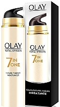 Parfémy, Parfumerie, kosmetika Omlazující krém na obličej - Olay Total Effects 7 in 1 Nature Therary Moisturiser