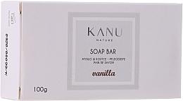 Parfémy, Parfumerie, kosmetika Mýdlo v kostce Vanilka - Kanu Nature Soap Bar Vanilla