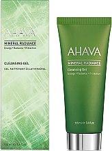 Parfémy, Parfumerie, kosmetika Minerální čisticí gel na obličej - Ahava Mineral Radiance Cleansing Gel