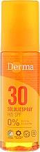 Parfémy, Parfumerie, kosmetika Olej proti opalování na tělo - Derma Sun Sun Oil SPF30 High