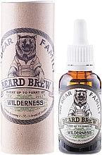 Parfémy, Parfumerie, kosmetika Olej na bradu - Mr. Bear Family Brew Oil Wilderness