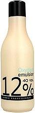 Parfémy, Parfumerie, kosmetika Peroxid vodíku v emulzi 12% - Stapiz Professional Oxydant Emulsion 40 Vol
