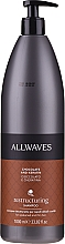Parfémy, Parfumerie, kosmetika Šampon s čokoládou a keratinem - Allwaves Shampoo Chocolate and Keratin Weakened Thin Hair