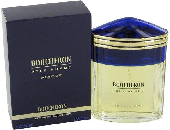 Boucheron for men - Toaletní voda (tester s víčkem) — foto N2